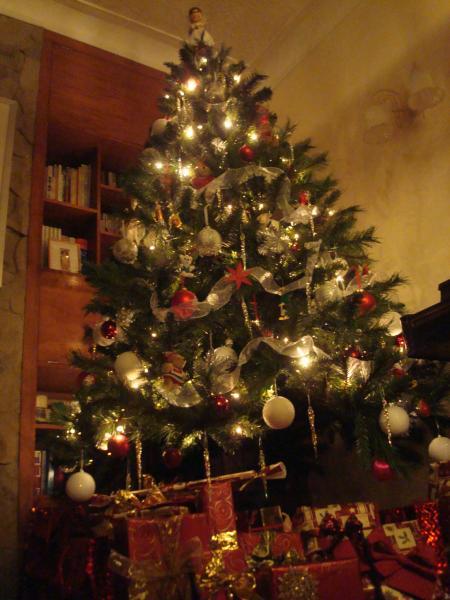 Christmas tree'10