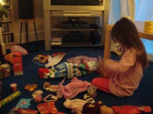 s opening presents
