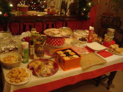 xmas evening table2