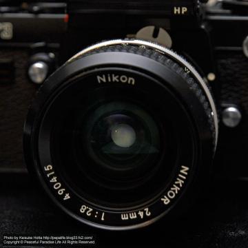 Nikon 24mm f/2.8 AI-s