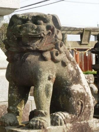 箱崎八幡宮蜷川1