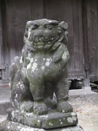弓頭神社4