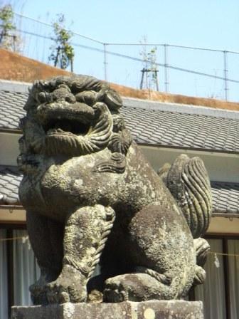 瀧神社玖珠7