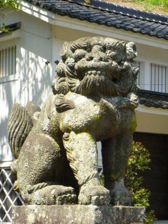 瀧神社玖珠91