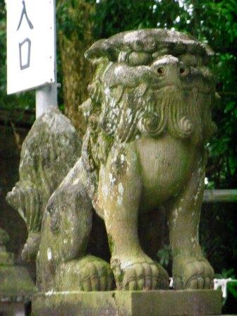 三宮神社龍田3