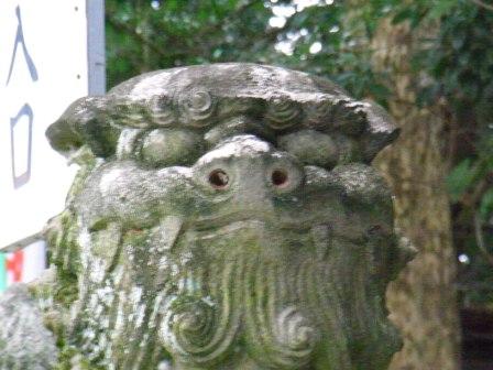 三宮神社龍田4