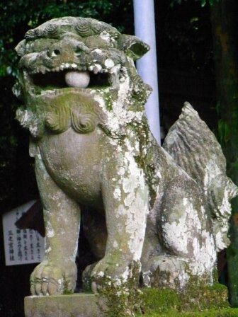 三宮神社龍田1