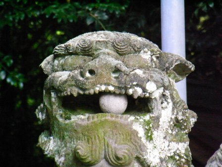 三宮神社龍田2