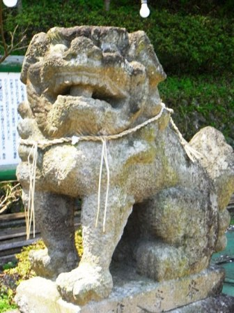万年神社玖珠1