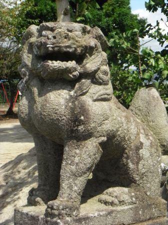 八幡神社牧1