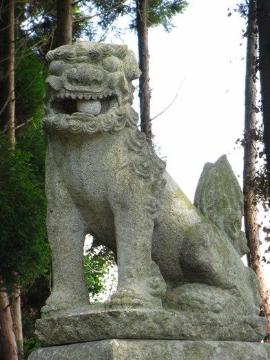 八幡神社大江1