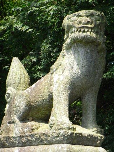 八幡神社大江3