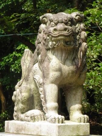 許斐神社2