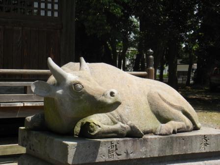 琴路神社山浦2
