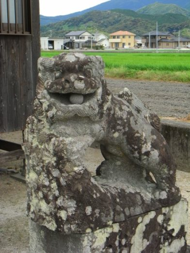 厳島神社久米01
