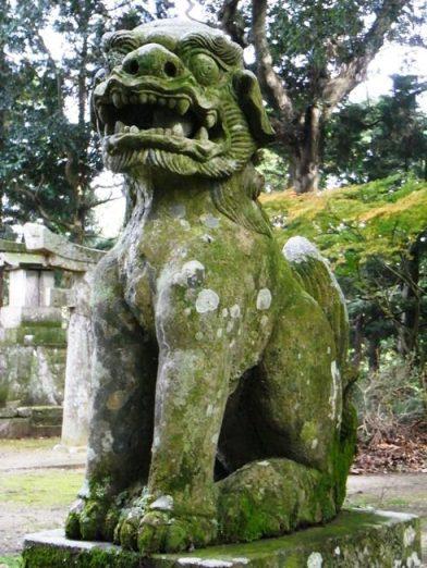 青幡神社相知町1