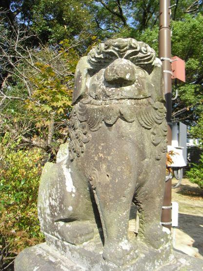 熊野神社岱明町3