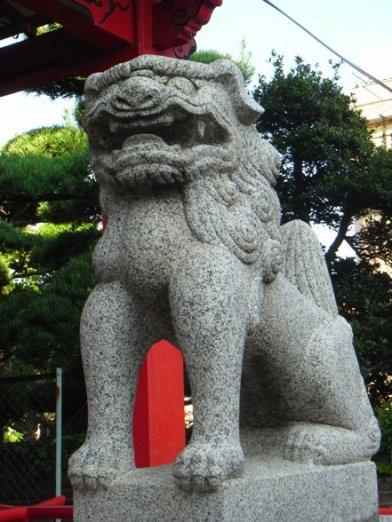 島田神社中津1
