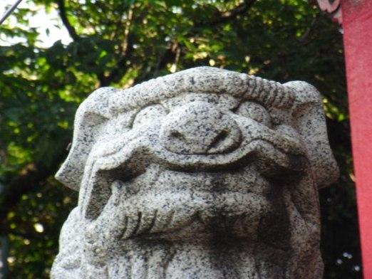 島田神社中津4