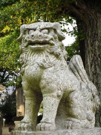 八剣神社1