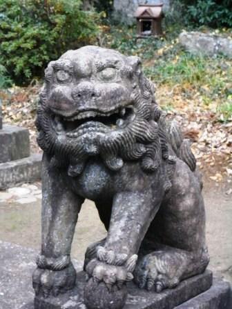 八幡神社篠原1