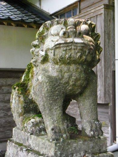 山神神社馬溪町3