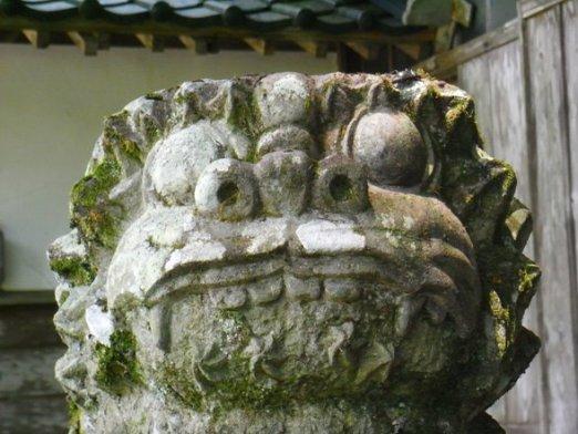 山神神社馬溪町4
