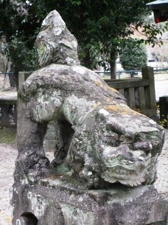 弓頭神社6