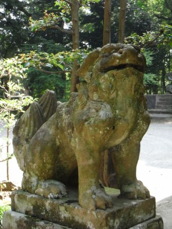 日吉神社湯原7
