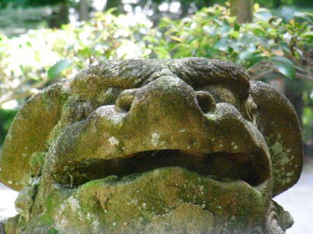 日吉神社湯原8