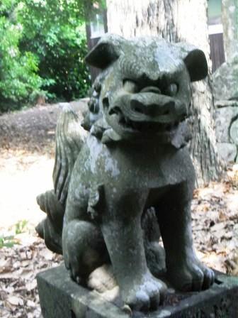 熊野皇神社打上6