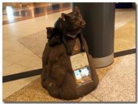 シドニー国際空港にて-2-