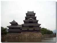 松本城天守-1-