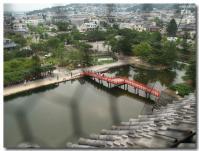 松本城 天守からの眺め-2-