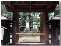 信玄公の墓
