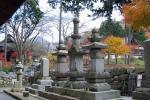 景徳院・勝頼家族の墓
