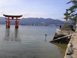 it.厳島神社 002 鳥居 002
