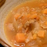 110602 スープ。