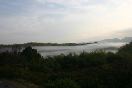 淡路島 宿泊 雲海
