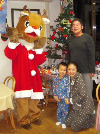 淡路島 ペンション クリスマス