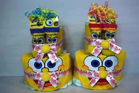 sbob diapercake