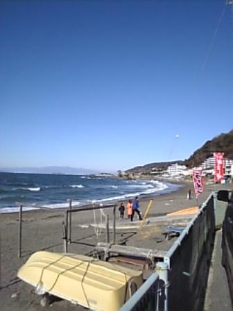 秋谷海岸2