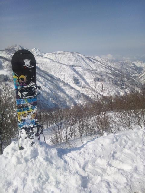 白山スキー場