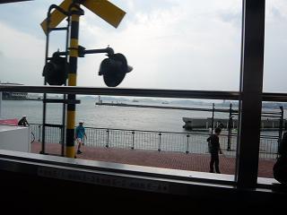 潮風号からの眺め
