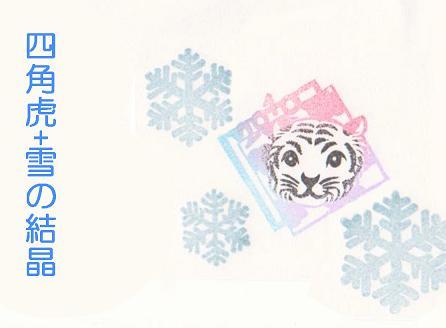 四角虎雪結晶40
