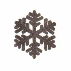 雪の結晶・大