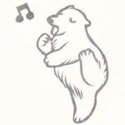 寒くてもイエイ・小熊イエイ
