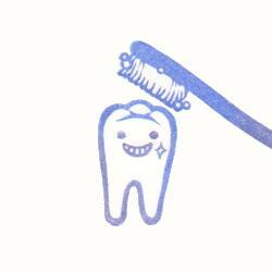 歯ブラシ色見本