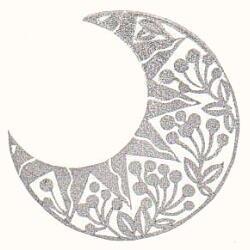 エンブレム・月