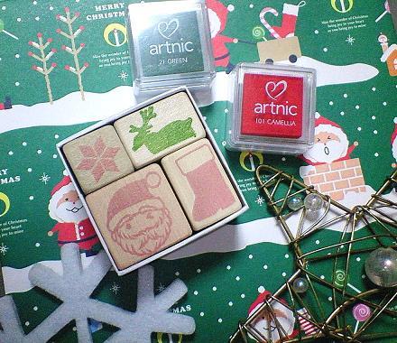 クリスマスセット・サンタ現物画像40
